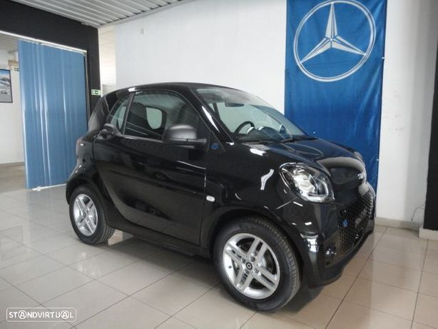 Smart ForTwo EQ Business Solution