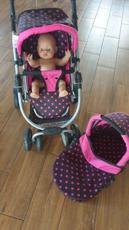 Wózek dla lalek 2 w 1