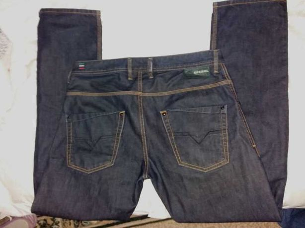 Бренд джинси Diesel Krooley W32/L32 made in Italy levis
