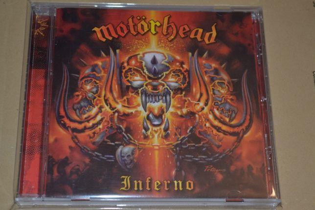 Motörhead – Inferno - 2004, Новый, Произ-во Россия.
