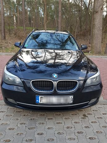 BMW E61 520d 2010