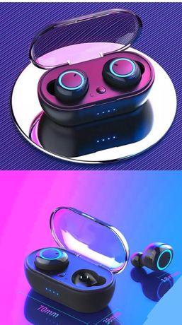 Беспроводные Bluetooth TWS наушники Y50 PRO, ТОП ЗА СВОИ ДЕНЬГИ!