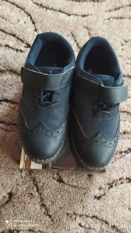 Туфельки для хлопчика 30 р