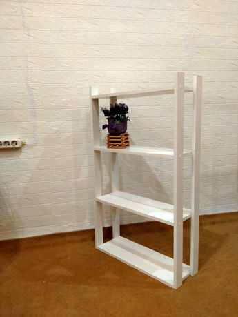 Новая этажерка, стеллаж