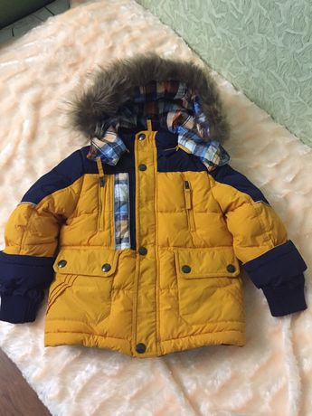 Комбезик с курткой
