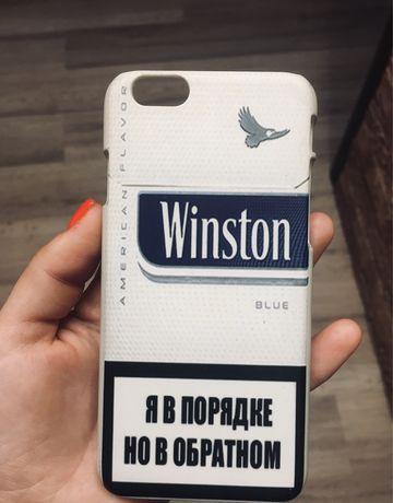 Чехол на iPhone 6s айфон 6с