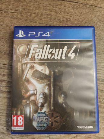 Gra Fallout 4 PS4
