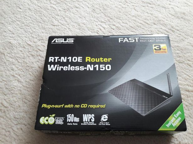 Router ASUS RT-N10E Wireless-N150