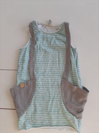 Tunika sukienka 92- 98