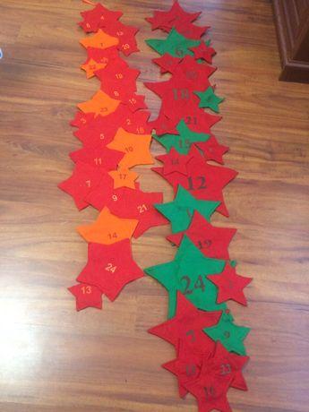 Рождественский календарь Адвент календарь
