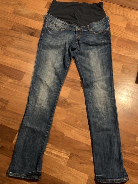 Spodnie ciążowe 44 H&M jeansy