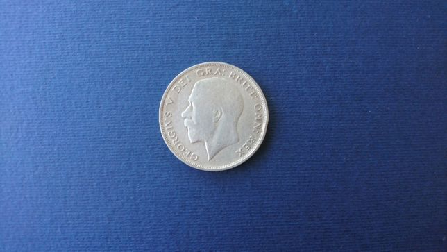 Sprzedam srebrną monetę pół korony z 1922r.