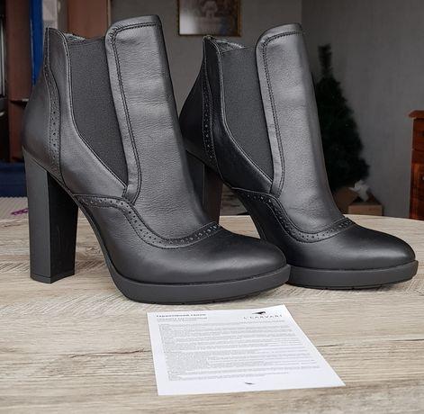 Ботинки L'carvari zara Massimo dutti