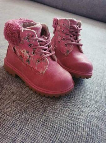 Buty dziecięce fila