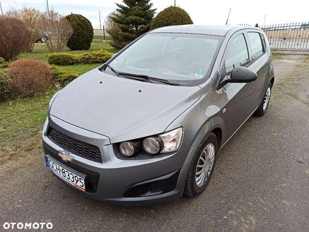 Chevrolet Aveo Bezwypadkowy  Klima  104 Tyś  Zarejestrowany