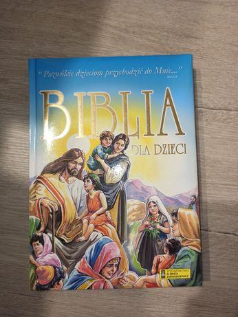 Książka- Biblia dla dzieci