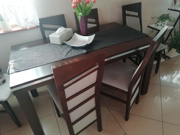 Sprzedam stół +krzesła