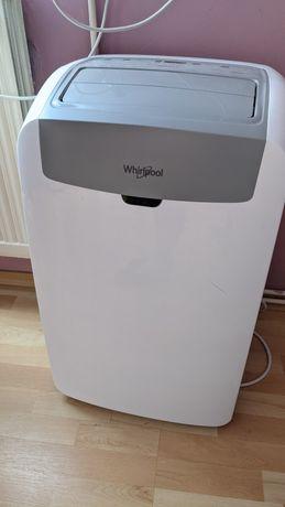 Klimatyzator Whirlpool PACW29COL. Gwarancja,fartuchy na okno,kompletny