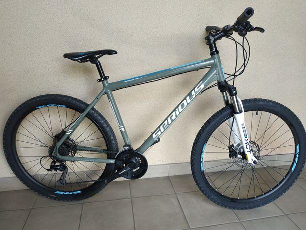 Велосипед Serious, Shimano, гідравліка (Cube, Trek)