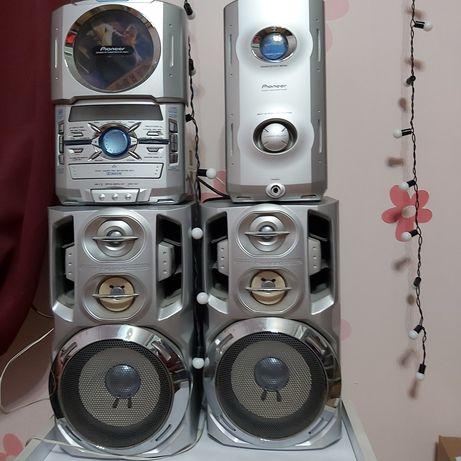 музыкальный центр Pioneer cd tuner xc - is21t