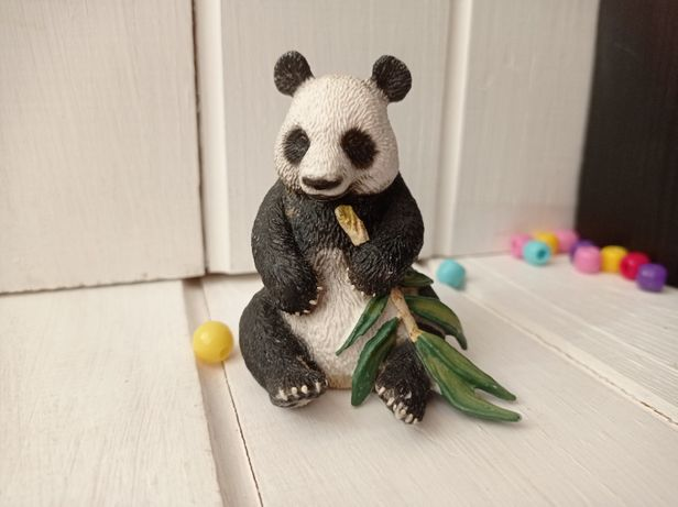Коллекционная фигурка панда Schleich Шляйх