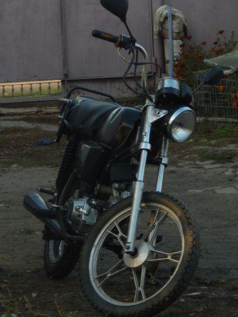 Мопед Альфа (Alpha 72cc)