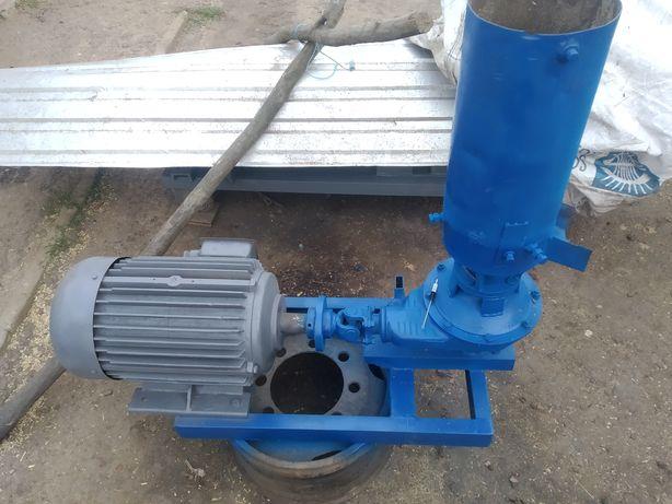 Гранулятор 200 мм  18,5 кВт