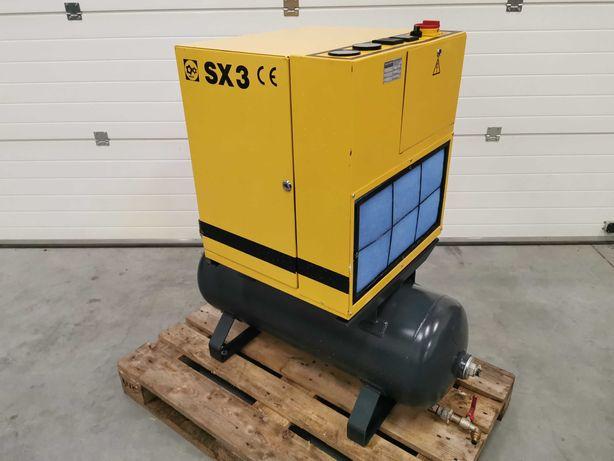 Sprężarka śrubowa 2.2kw KAESER SX6 kompresor 300l/min 10 bar