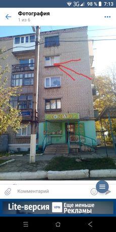 2х комнатная квартира в Северске в хорошем месте