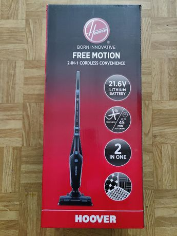 Odkurzacz pionowy Hoover Freemotion FM216LI 011 handstick NOWY