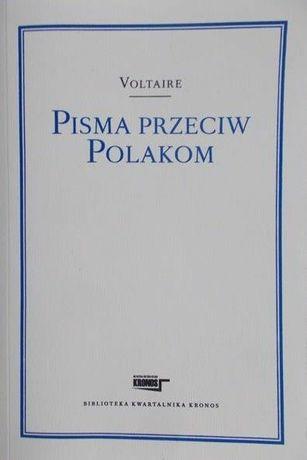 "Voltaire ""Pisma przeciw Polakom"""