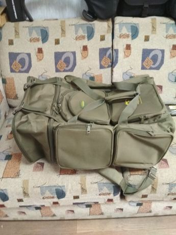 Рыбацкий рюкзак – сумка Acropolis РРС-1 для рыбной ловли