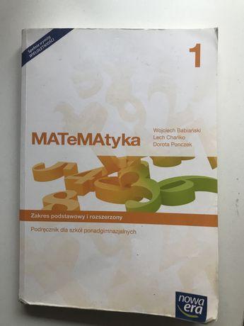 Matematyka 1 rozszerzony Nowa Era