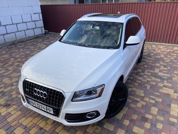 Audi Q5 premium plus!