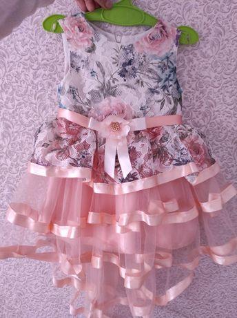 Платье 12-18 мес
