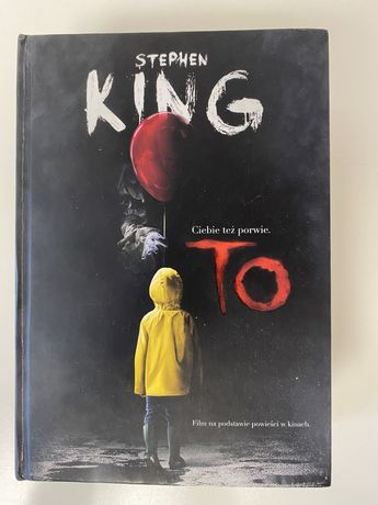 """""""To"""" Stephen King"""