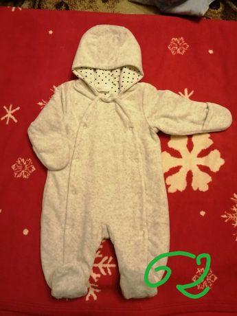 ubranka dla niemowlaka 56, 62, 68