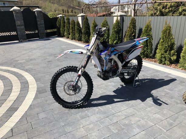 Yamaha YZ250 F