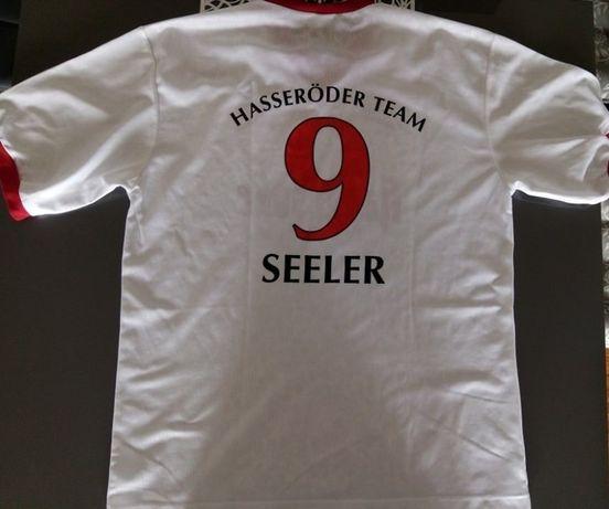 Koszulka Uwe Seeler kolekcjonerska retro