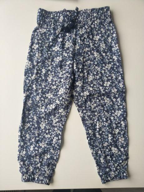 Летние джогерсы H&M штаны лосины шорты 92 см