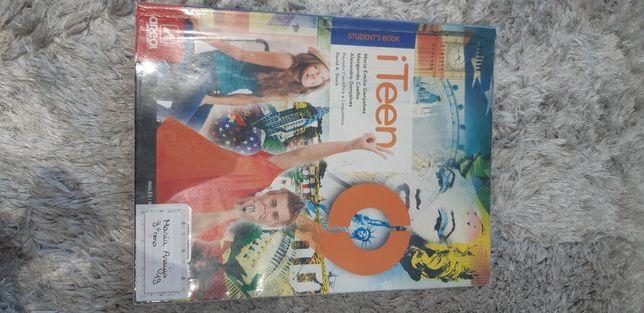 Manual e Caderno de Atividades i Teen- Inglês 9° ano