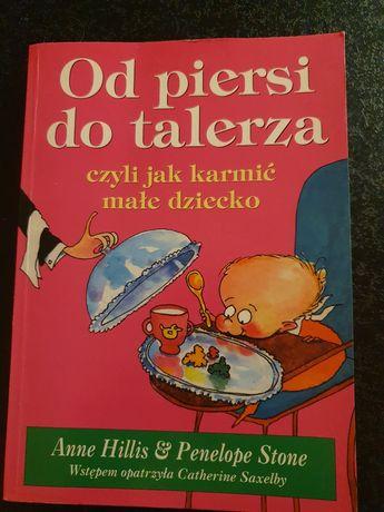 Książka od piersi do talerza