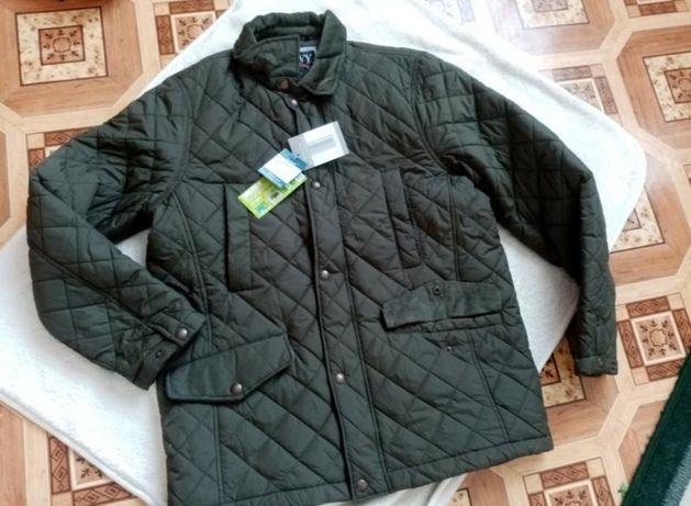Деми куртка стёганая 54 размер Германия
