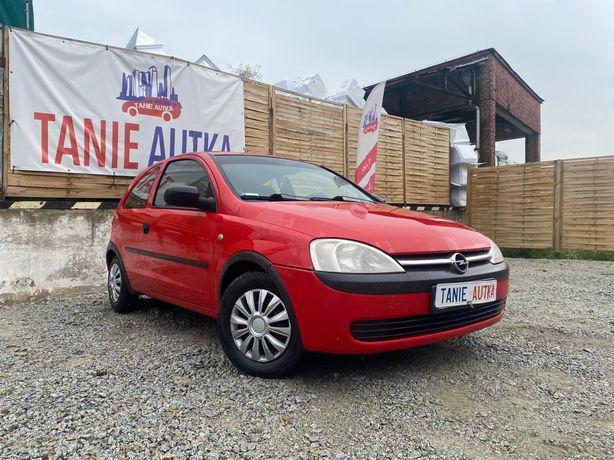 Opel Corsa 1.0 benzyna 2002 // szyber // wspom. kier. // zamiana ?