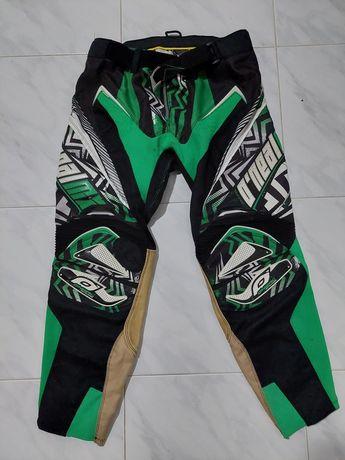 Calças motocross Oneal