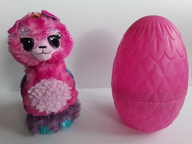 HATCHIMALS jajko z maskotką interaktywną