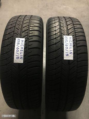 2 pneus semi novos Michelin 175/60/15 - Oferta dos portes