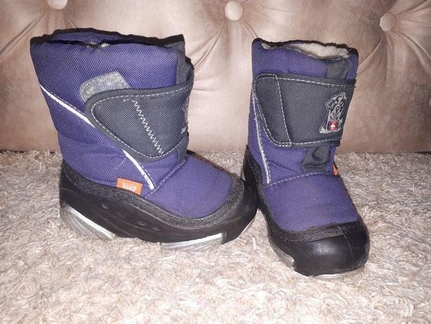 Зимові чобітки DEMAR