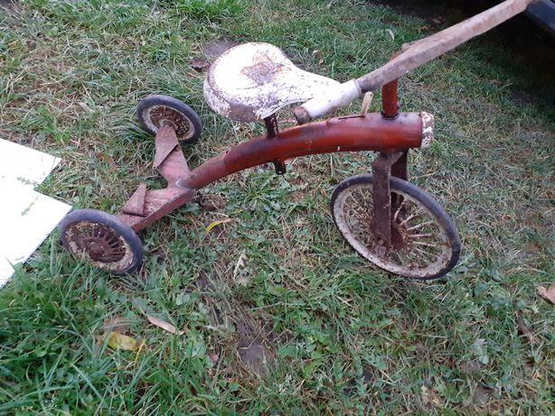 Srary rowerek  z prl   do odnowienia