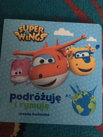 Super wings książka
